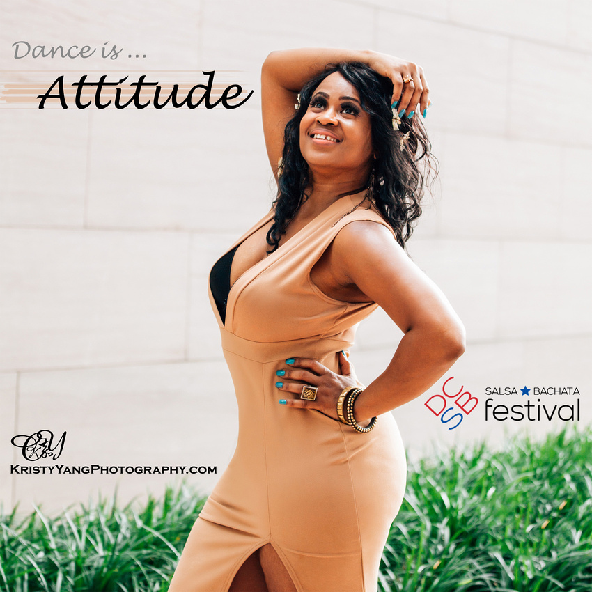 (1) Dance is Attitude- Profile
