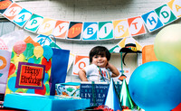 Nicolás' 1st Birthday Party - Print Only